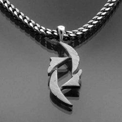 Lizzy Hale of Halestorm Custom Necklace Design
