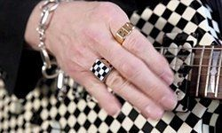 Cheap Trick - Rick Nielsen Custom Ring Design by Jewelry by Christopher