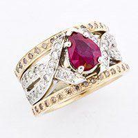 Custom Gemstone Designs - Christopher's Fine Jewelry