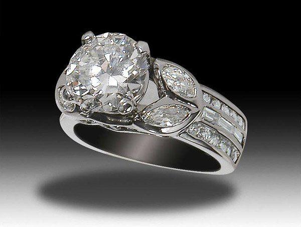 Custom Jewelry Store Design