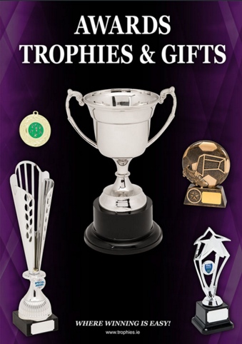 Awards, trophies and gifts