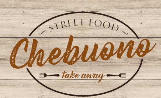 CHE BUONO STREET FOOD logo