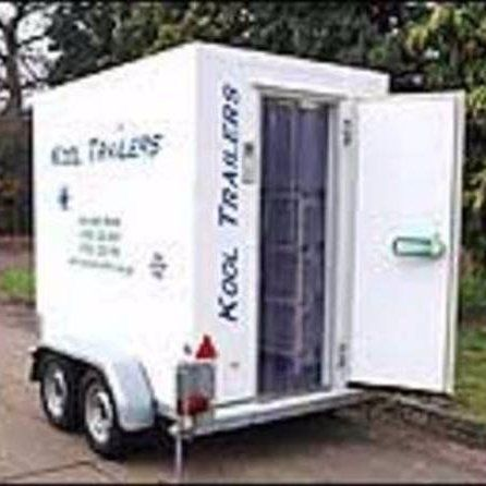 compact trailer for hire