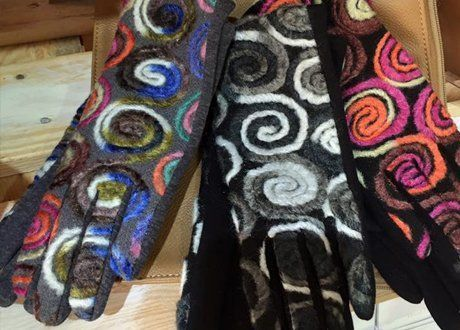 Designer gloves