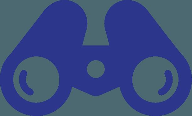 icona del binocolo