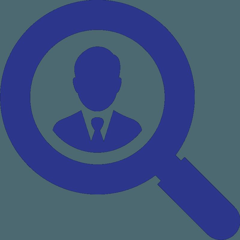 icona di ricerca personale
