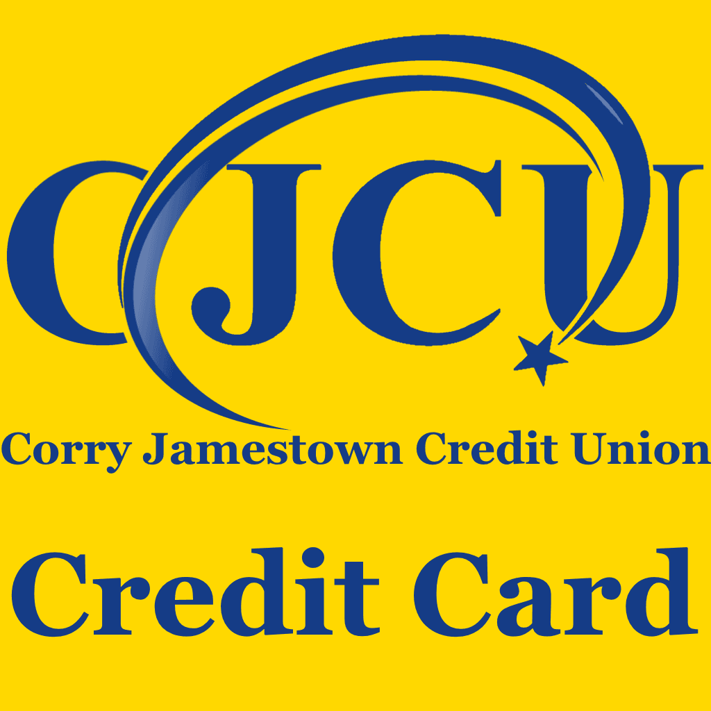 corry credit union mobile credit card app