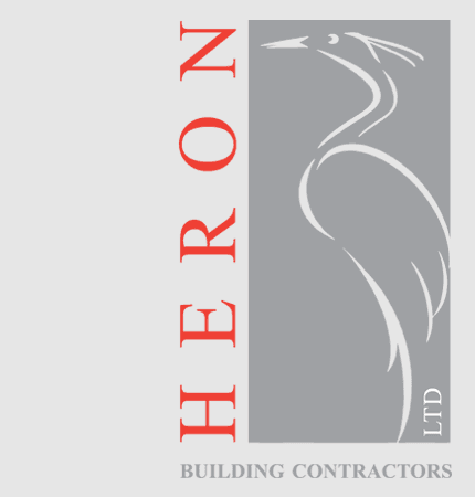 Heron Building Contractors logo