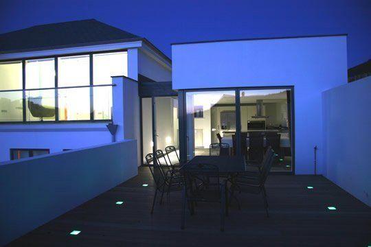 terrace dinner area