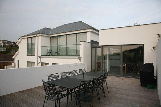 open terrace