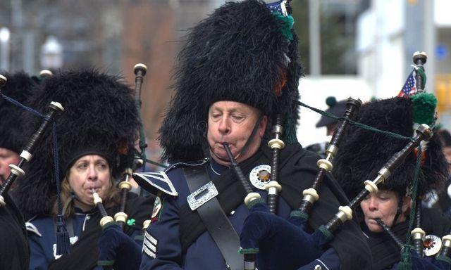 Stamford St Patrick's Parade