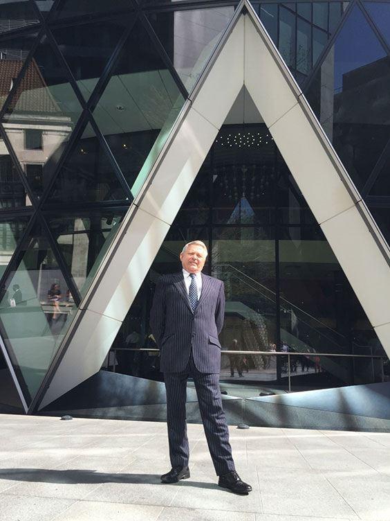 Mr. OT Lowry - Notary Public London