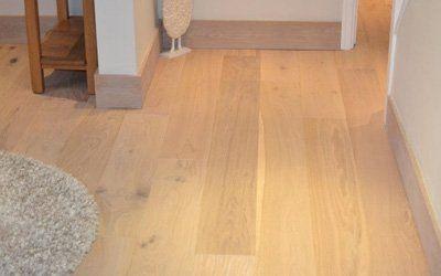 light brown flooring