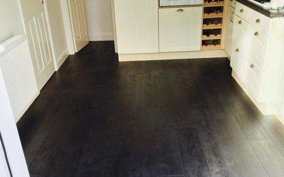existing flooring repair