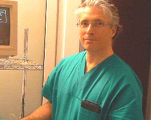 Dottor Valter Ripetti, specialista in chirurgia generale e colonproctologia a Roma
