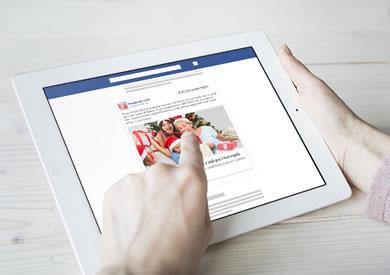 Campagne ADV Facebook