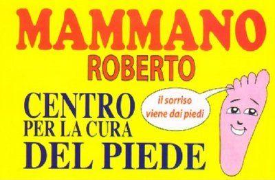 Centro Per La Cura Del Piede Roberto Mammano - Logo