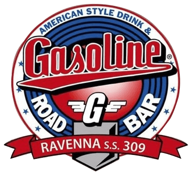 Gasoline Road Bar - Logo