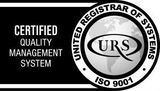 Certified Quality Management System Logo