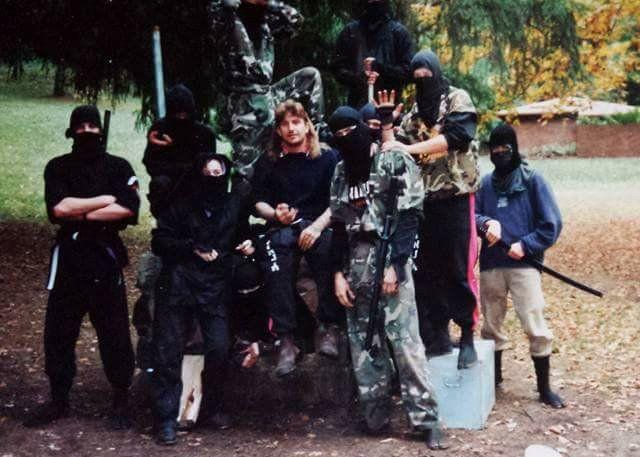 ninja weapons grading