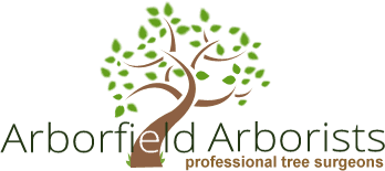 Arborfield Arborists logo