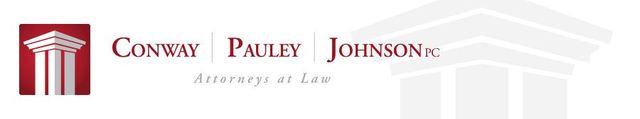 Conway, Pauley & Johnson | Hastings, Nebraska Attorneys | Legal Advice