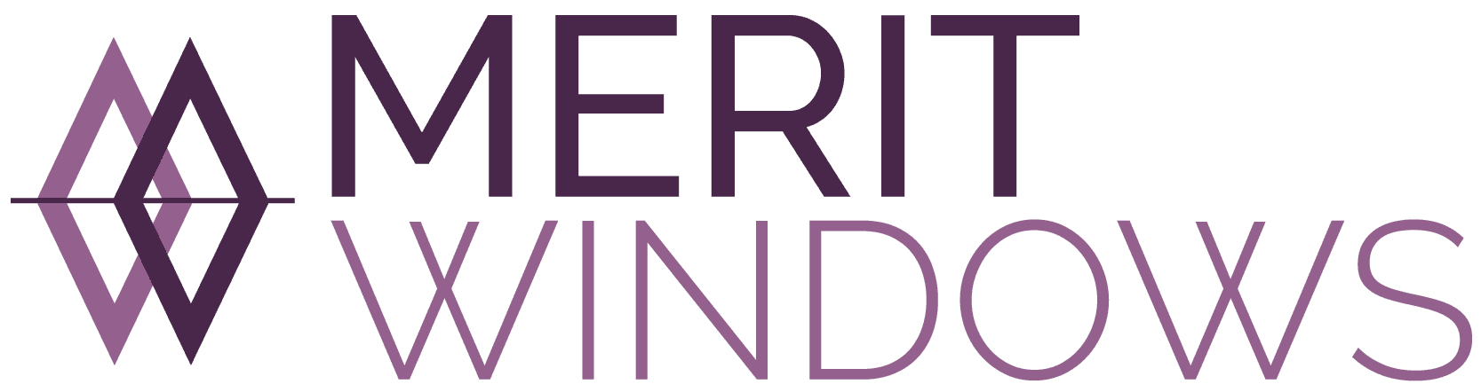 MERIT WINDOWS logo