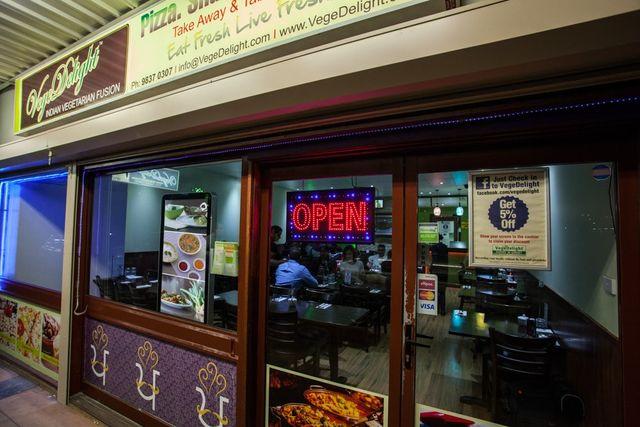 Quakers Hill Indian Vegetarian Restaurant