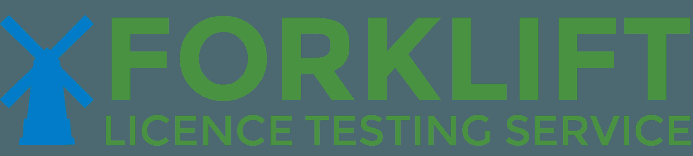 forklift licence testing service