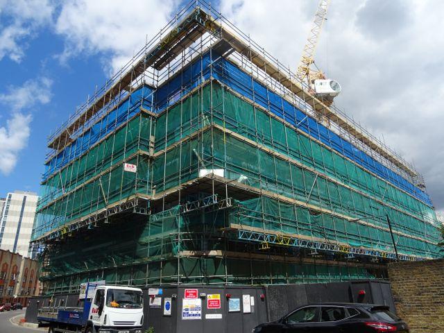 E Amp D Scaffold Co Ltd A Scaffolding Company In London