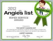 Angie's List 2012 Winner