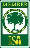 Member of International Society of Arboriculture