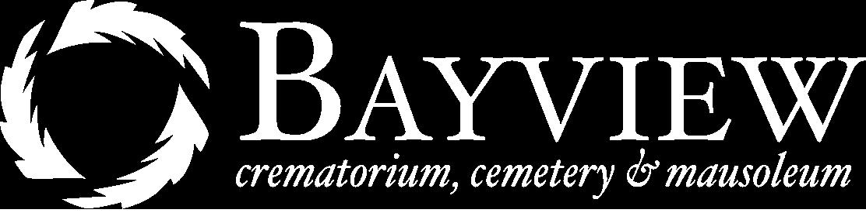 Bayview crematorium, cemetery & mausoleum logo