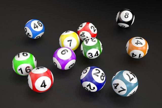 biglie numeri del lotto