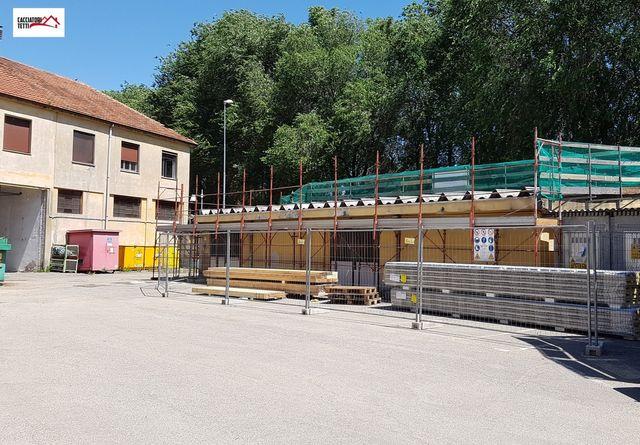costruzione tetti, costruzione coperture, coperture industriali, alessandria
