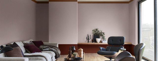 Pittura Lavabile Per Interni Sikkens.Pitture Decorative Sikkens Salotto Cosenza Rende