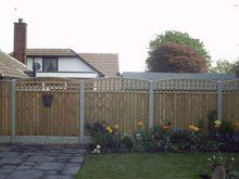 Fencing products - Sutton-in-ashfield - Slab World - Fence