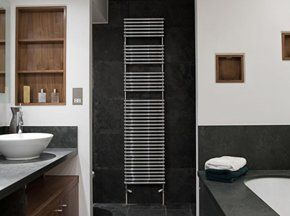 radiator towel rack