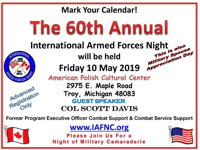The Association Of The United States Army Ausa Michigan Chapter