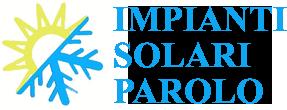 IMPIANTI SOLARI PAROLO - Logo