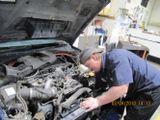 Mechanic working on car repairs in Whangerei