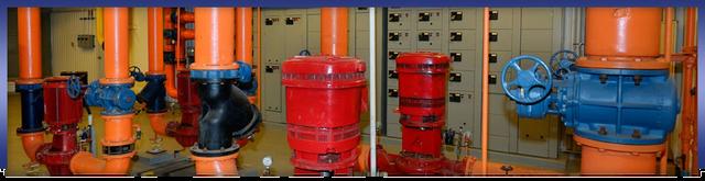 Pump installations