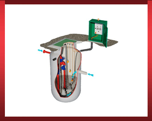 Electronic sewage removal systems