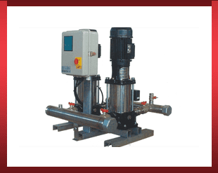 commercial booster pump systems