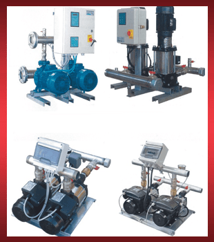 Pump models for industrial use