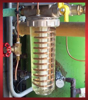 fluid equipment servicing