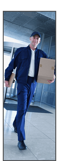 Courier service - Holywell, Flintshire - Express Couriers North West Ltd - Package couriers