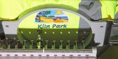 Kiln Park logo design