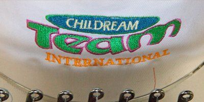 CHILDREAM Team international logo