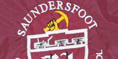 SAUNDERSFOOT logo